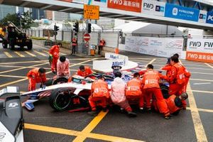 Wagen van Pascal Wehrlein, Mahindra Racing, M5 Electro