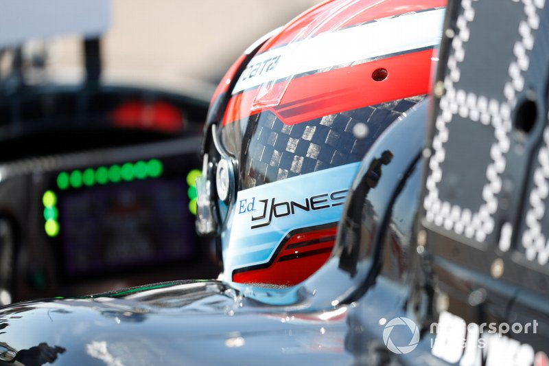 Ed Jones, Ed Carpenter Racing Chevrolet