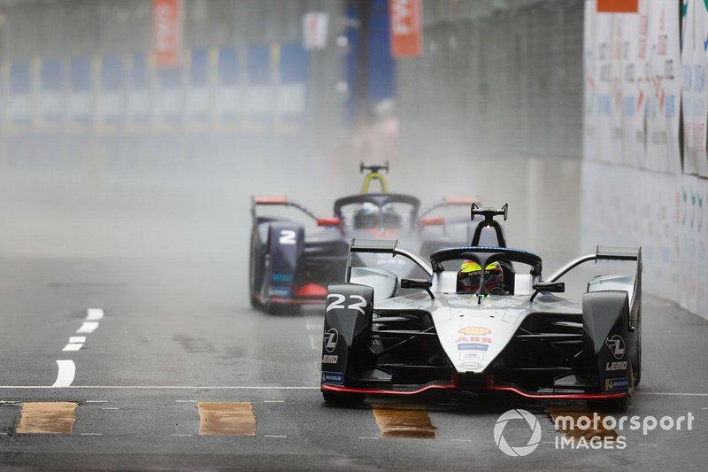 Oliver Rowland, Nissan e.Dams, Nissan IMO1 Sam Bird, Envision Virgin Racing, Audi e-tron FE05