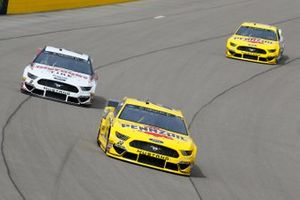 Team Penske: Joey Logano, Brad Keselowski, Ryan Blaney