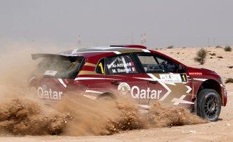 ناصر العطية، رالي قطر الدولي