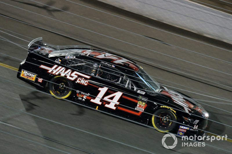 3. Clint Bowyer, Stewart-Haas Racing, Ford Mustang