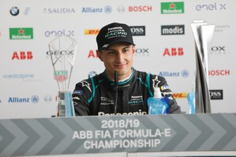 Yarış galibi Mitch Evans, Panasonic Jaguar Racing