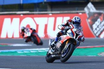 Markus Reiterberger, BMW Motorrad WorldSBK Team, Chaz Davies, Aruba.it Racing-Ducati Team