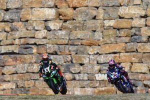 Jonathan Jonathan Rea, Kawasaki Racing, Alex Lowes, Pata Yamaha