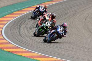 Alex Lowes, Pata Yamaha, Jonathan Jonathan Rea, Kawasaki Racing