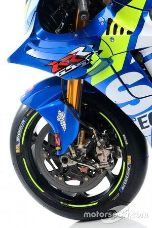 Team Suzuki MotoGP, Suzuki GSX-RR