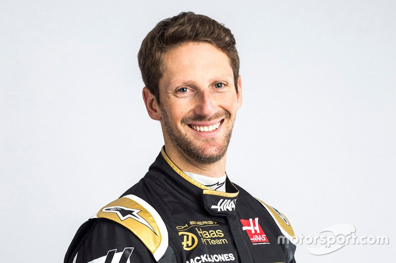 #8 Romain Grosjean, Haas F1 (Sigue)