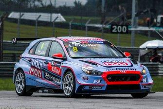 Luca Engstler, Team Engstler, Hyundai i30 N TCR