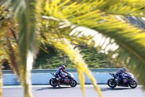 Marco Melandri, GRT Yamaha WorldSBK Team, Michael van der Mark, Pata Yamaha