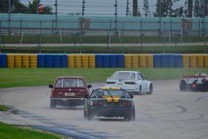 #78 MP4A Mazda Miata driven by Juan Vento, Javier Vento, Marcos Vento, & Franck Eiroa