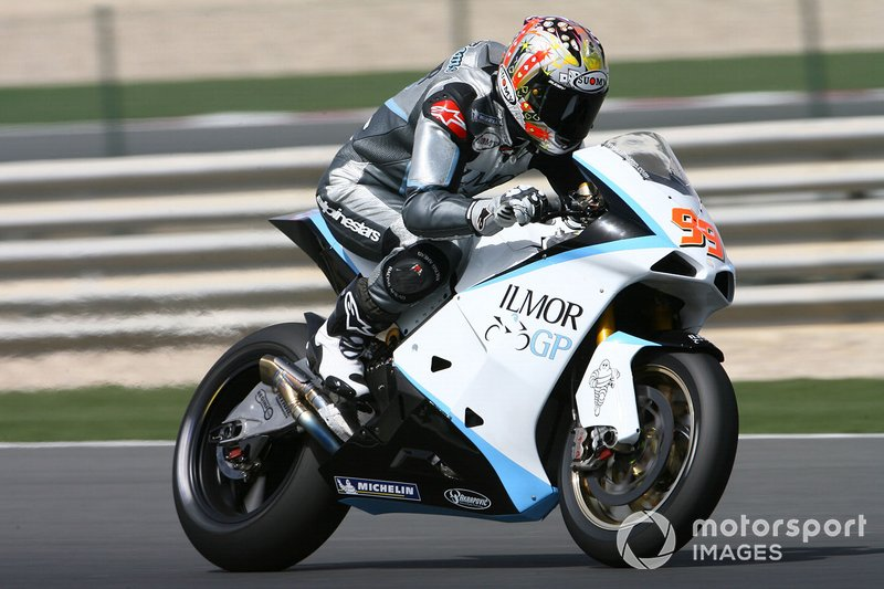 Jeremy McWilliams, Ilmor