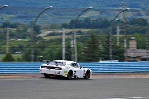 #12 TA2 Dodge Challenger driven by Mark Miller of Stevens Miller Racing