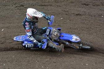 Matteo Puccinelli, Team Ghidinelli Yamaha