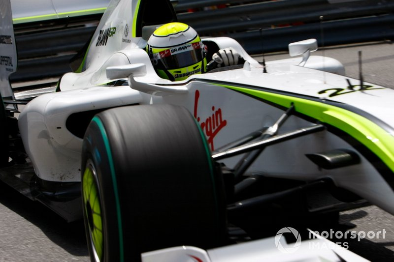 Jenson Button - 306 Grand Prix: 7.45 ortalama