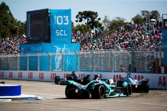 Oliver Rowland, Nissan e.Dams, Nissan IMO1 Felipe Massa, Venturi Formula E, Venturi VFE05, Mitch Evans, Jaguar Racing, Jaguar I-Type 3