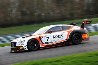 #7 Team Parker Racing Bentley Continental GT3: Glynn Geddie, Ryan Ratcliffe