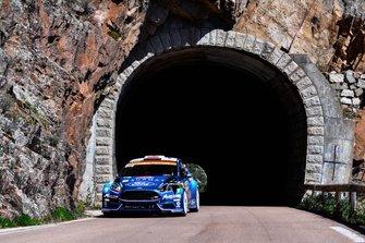 Luaksz Pieniazek, Kamil Heller, Ford Fiesta R5, WRC 2, WRC, Tour de Corse
