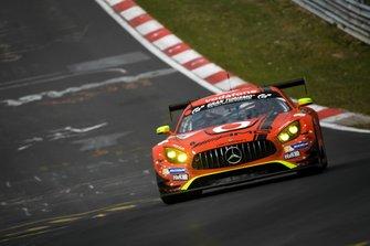 #2 GetSpeed Performance Mercedes-AMG GT3: Marek Böckmann, Tristan Vautier, Luca Ludwig