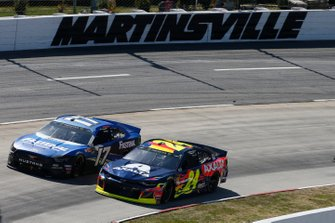 William Byron, Hendrick Motorsports, Chevrolet Camaro Axalta, Ricky Stenhouse Jr., Roush Fenway Racing, Ford Mustang Fastenal