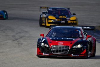 #114 MP1A Audi R8 GT3 driven by Ernie Francis Jr. & Eric Johnson of ANSA Motorsports