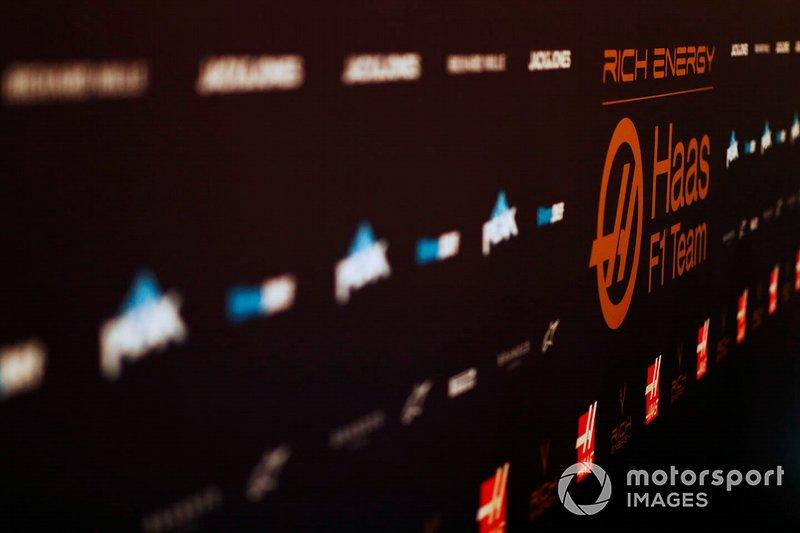 Haas F1 sponsorları