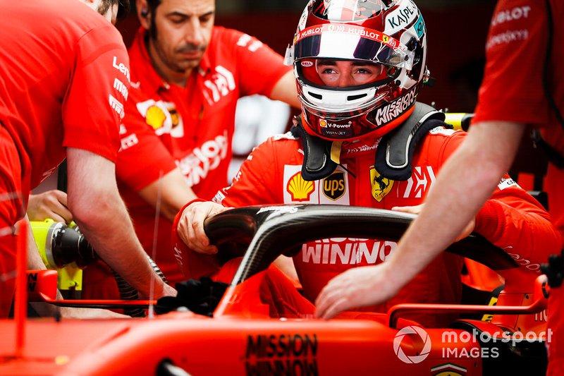 clCharles Leclerc, Ferrari