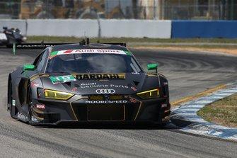 #19 Moorespeed Audi R8 LMS GT3: Andrew Davis, Alex Riberas, Will Hardeman