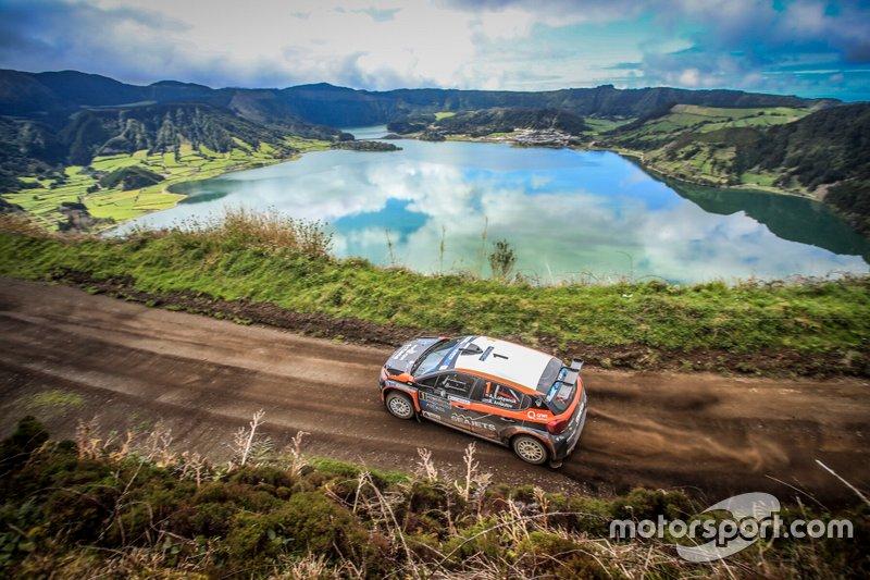 Alexey Lukyanuk, Alexey Arnautov, Citroen C3 R5, Rallye Azores, Sainteloc Racing