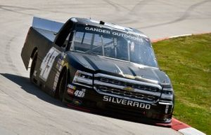 Ray Ciccarelli, CMI Motorsports, Chevrolet Silverado CMI Motorsports