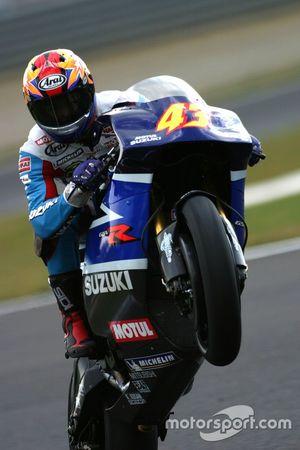 Akira Ryo, Suzuki MotoGP