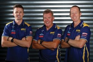 ‎Mark Winterbottom, Charlie Schwerkolt, Steven Richards, IRWIN Racing