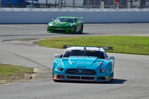#98 TA Ford Mustang driven by Ernie Francis Jr. of Breathless Pro Racing