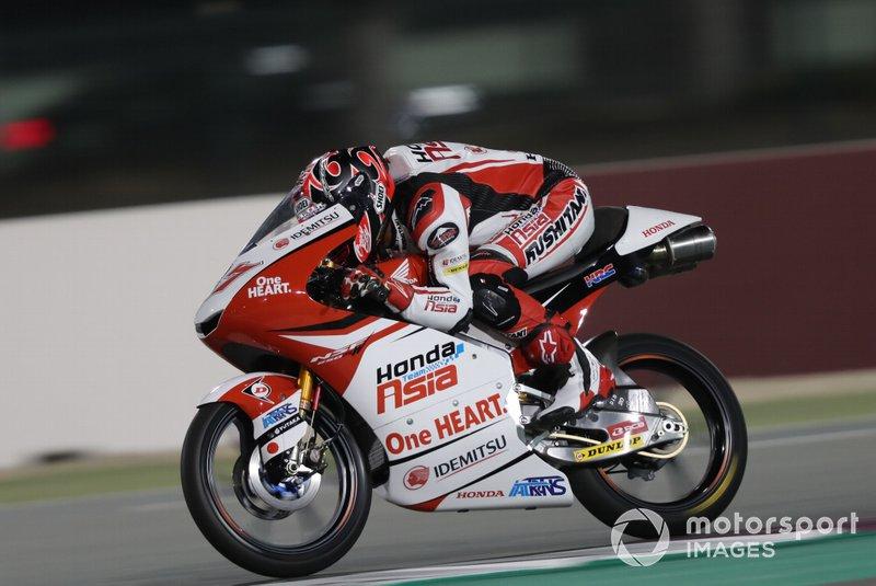 Gran Premio de Qatar 2019: Kaito Toba