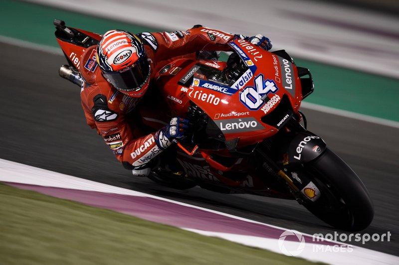 2019. Andrea Dovizioso (Ducati Team)