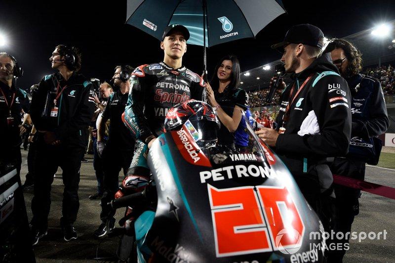 Fabio Quartararo, Petronas Yamaha SRT at Qatar GP