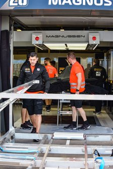 Puesta en marcha para el Gran Premio de Melbourne