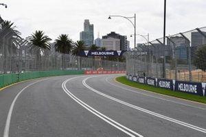 Трасса в Мельбурне