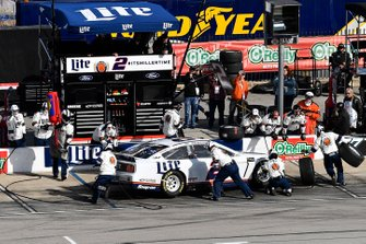 Brad Keselowski, Team Penske, Ford Mustang Lite