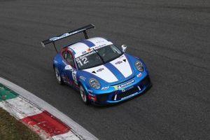 Davide Di Benedetto, Ombra Racing