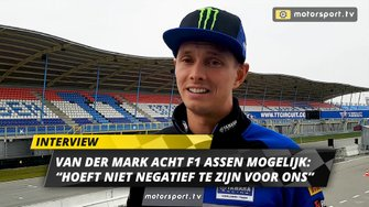 Michael van der Mark over mogelijke F1-race Assen.