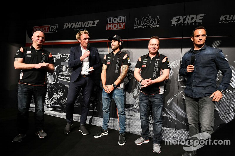 Marcel Schrotter, Intact GP, Thomas Luthi, Intact GP, Jesko Raffin, Intact GP