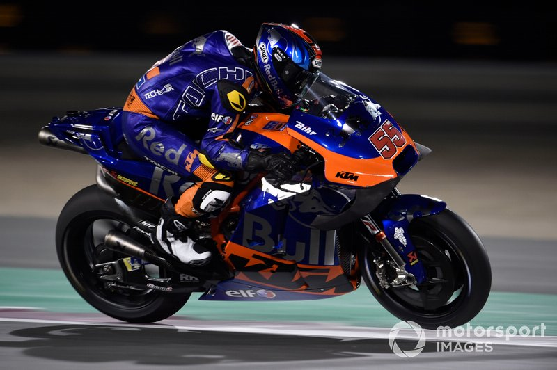 №55. Хафиз Сьяхрин (Малайзия), Red Bull KTM Tech 3, KTM RC16