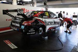 Car of Simona de Silvestro, Kelly Racing Nissan