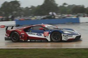 #66 Ford Chip Ganassi Racing Ford GT: Joey Hand, Dirk Müller, Sebastien Bourdais