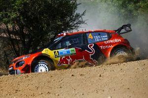 Esapekka Lappi, Janne Ferm, Citroen World Rally Team, Citroen C3 WRC
