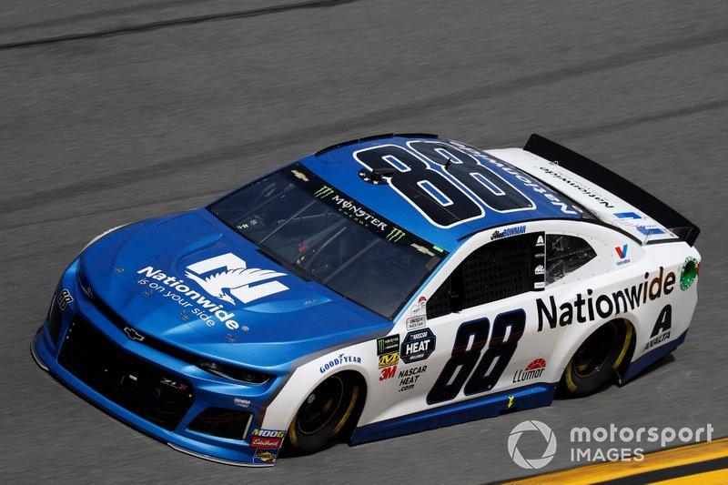 7. Alex Bowman (Hendrick-Chevrolet)