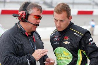 Ryan Sieg, RSS Racing, Chevrolet Camaro RSS Racing and crew chief Shane Wilson