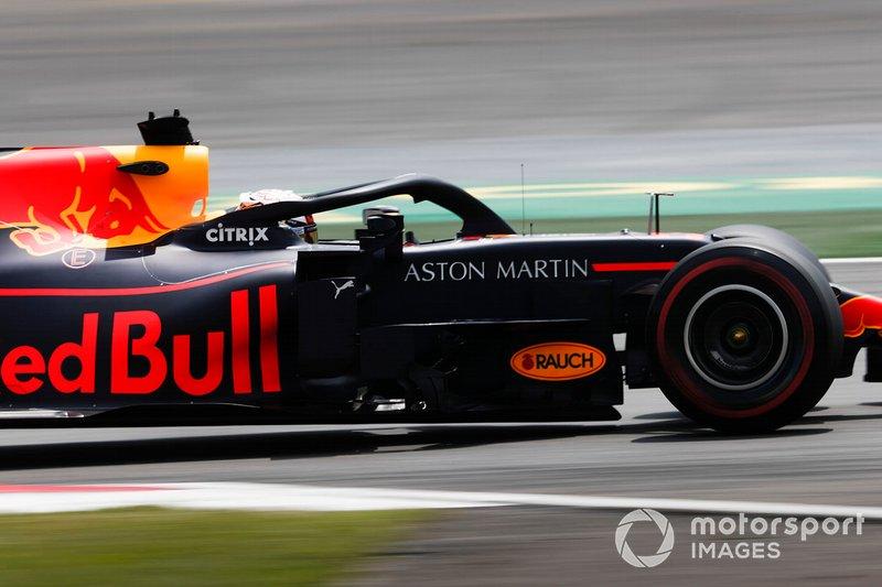 3. Макс Ферстаппен, Red Bull — 39