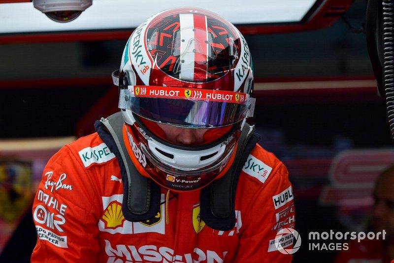 """E ainda antes do início do campeonato, o próprio Leclerc imaginava uma boa briga: """"Se Mattia tiver esse problema de gerenciar dois pilotos rápidos, é um bom sinal para mim."""""""